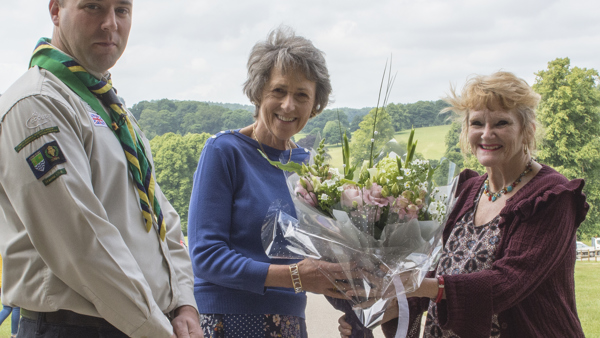 Duchess Of Devonshire Names Children First Derby As Chatsworth Fountain Collection Beneficiary